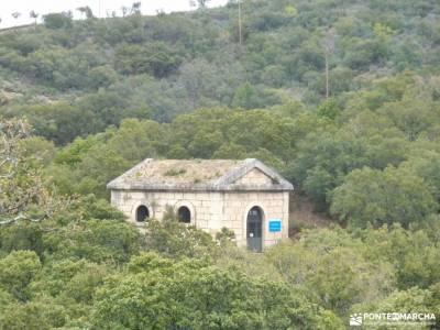 Alcornocal Dehesa Vieja-Atalaya Arrebatacapas;semana santa portugal activate senderismo la fuentona
